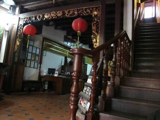Kuching Waterfront Lodge: hall