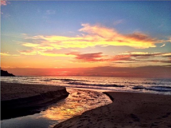 Roberto's Bungalows : The beach at San Pancho