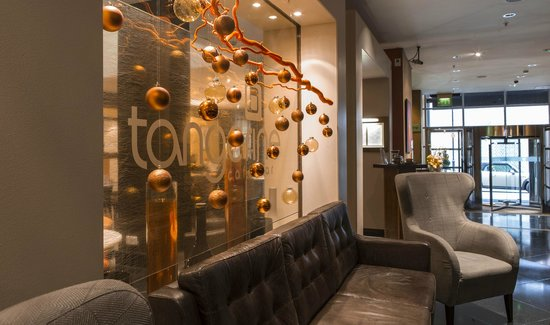 Millennium Hotel London Knightsbridge : Tangerine Bar