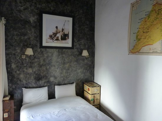 Riad Matham : Our room