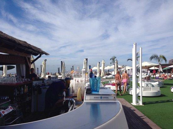 Amadores Beach Club : Buenos cócteles