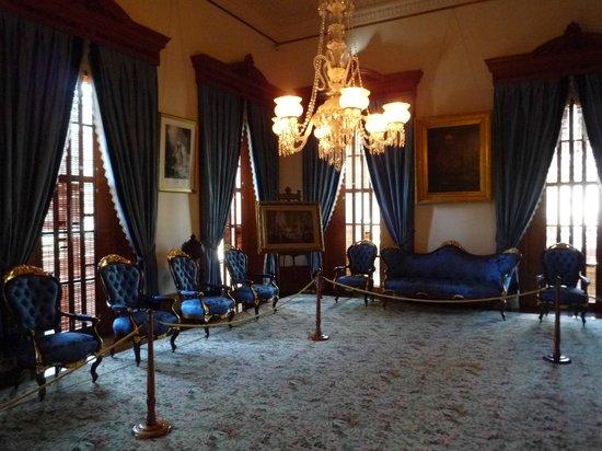 Iolani Palace : 部屋1