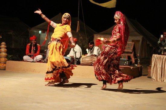 Ratnawali Camps: Rajasthan Folk Dance