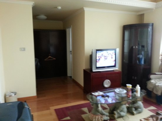 Yoly Addis Hotel: my room