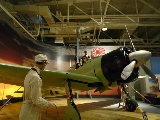 Pacific Aviation Museum Pearl Harbor : ゼロ戦