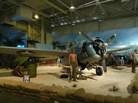 Pacific Aviation Museum Pearl Harbor : 戦闘機