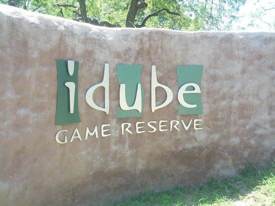 Idube Game Reserve: ingresso