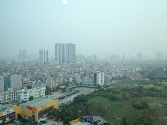 Crowne Plaza West Hanoi: View