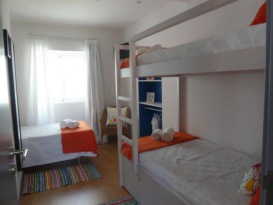 Ale-hop Albufeira Hostel: Quarto