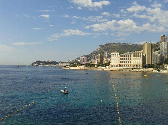 Monte-Carlo Beach: Vista do quarto