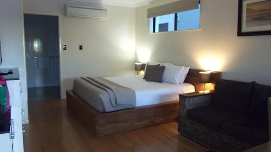Aabi's at Byron: Bedroom