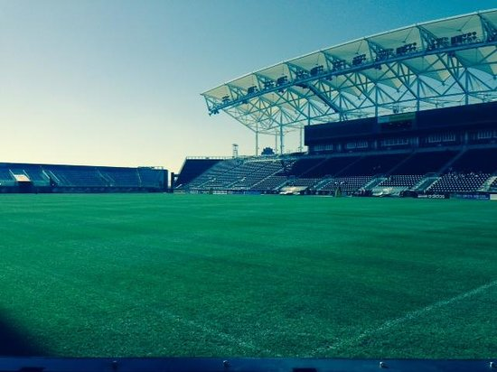 Talen Energy Stadium: WUSV