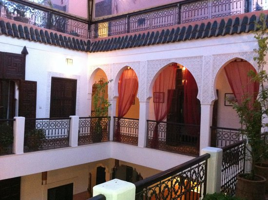 Riad Anya : Upstairs