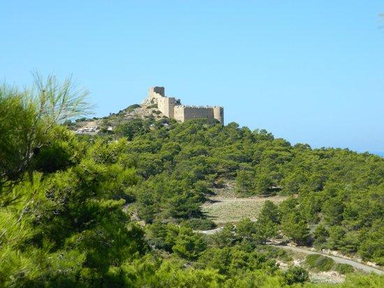 Kritinia Castle: вид