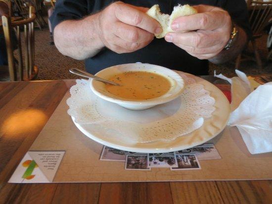 Miller's Smorgasbord : Creamy Potato soup