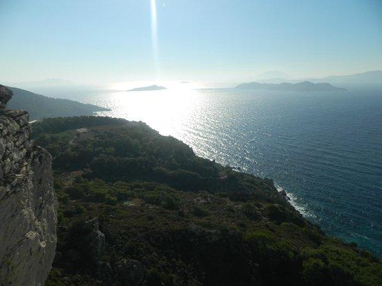 Kritinia Castle: красивый вид