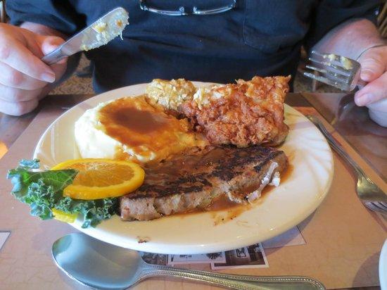 Miller's Smorgasbord : Meatloaf