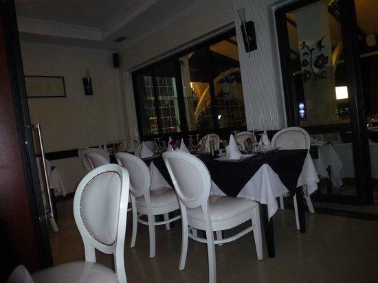 Le 20' Restaurant : intérieur P'tit Dome