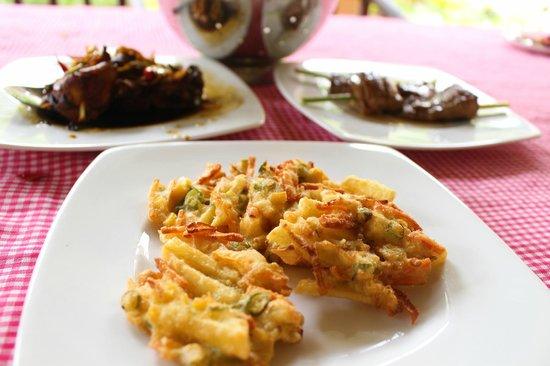 Tangkoko Dove Villas : Lunch