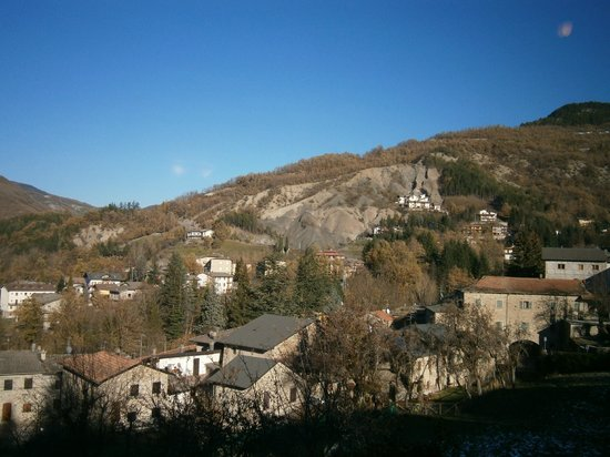Hotel Cimone: Panorama dall'Albergo
