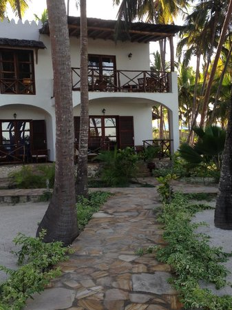 Next Paradise Boutique Resort : My bungalow where I stayed