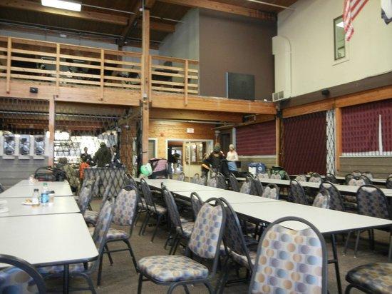 Snowshoe Mountain Resort : cafe