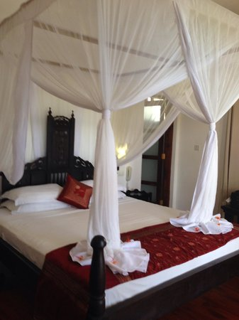 Next Paradise Boutique Resort : The main bedroom