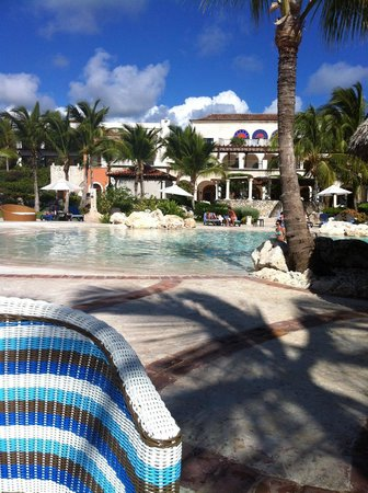 Sanctuary Cap Cana by AlSol: Pool
