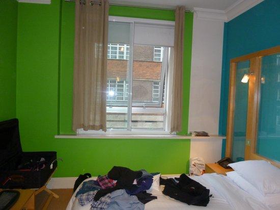 The Cumberland : Hotelzimmer