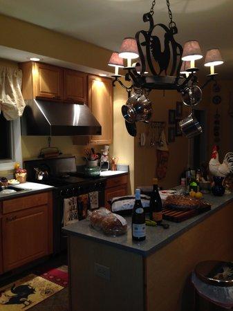 Inn at Moler's Crossroads : Kitchen