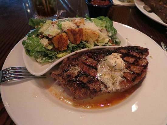 Hard Rock Cafe: Leckeres Steak