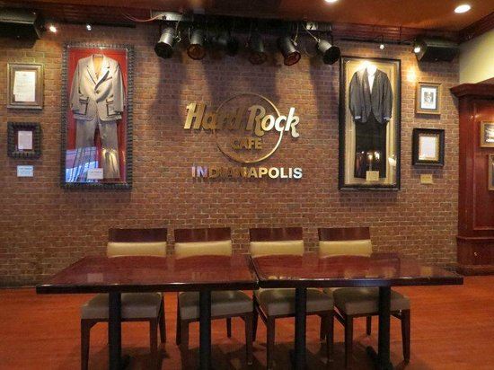 Hard Rock Cafe Indianapolis Prices