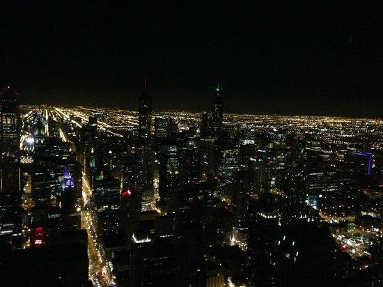 Signature Lounge: Chicago City View