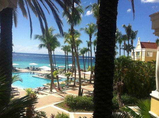 Curacao Marriott Beach Resort & Emerald Casino: Curaçao Marriott Beach Resort