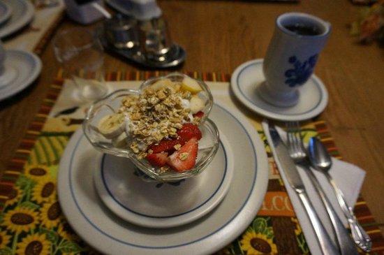 Renata's Bed and Breakfast: Leckeres Frühstück!