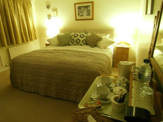 St. Clements Lodge: Lovely warm double bedroom