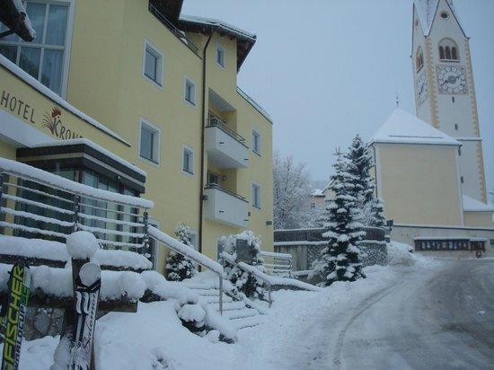 Hotel Kronplatz: Winter Time