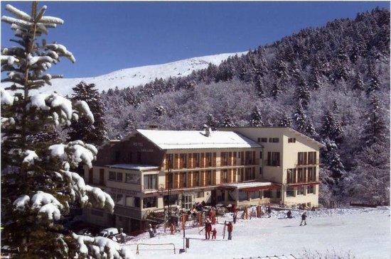 Hotel Gaillard Ceuze