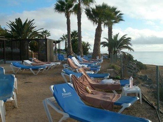Fuerteventura Princess: nudist zone
