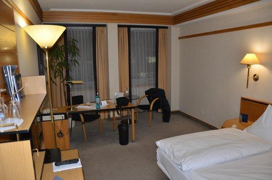 Hotel Cologne Rudolfplatz : Habitacion