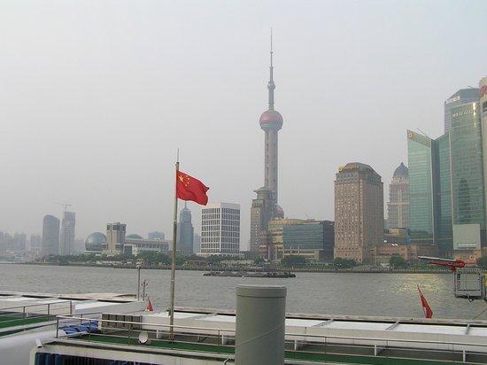 Pudong New Area: Вид на Пудун