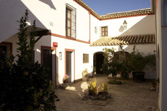 Hacienda Minerva: Zonas comunes interiores