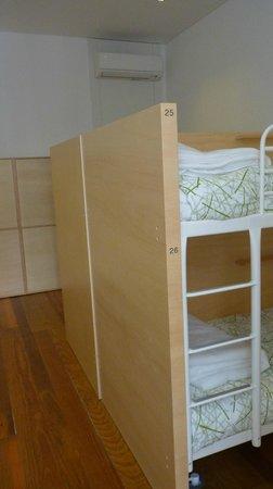 Porto Lounge Hostel & Guesthouse: Quarto