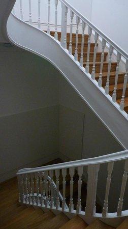 Porto Lounge Hostel & Guesthouse: Escada