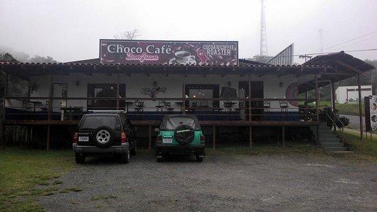 Choco Cafe: Frente