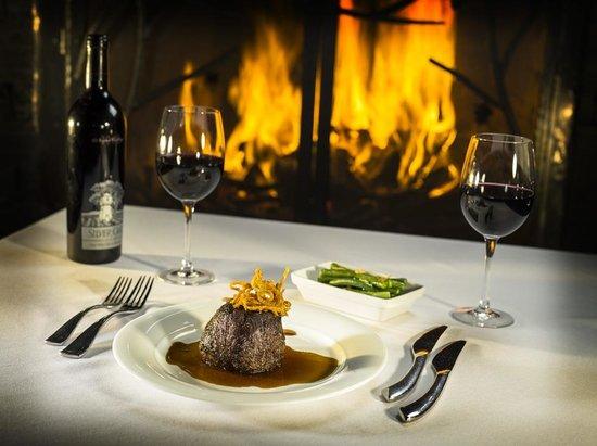 Rustica Steak House : 100% Prime Beef at Rustica Steakhouse