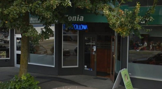 Photo of Mediterranean Restaurant Apollonia Greek Restaurant at 1830 Fir Street, Vancouver, Canada