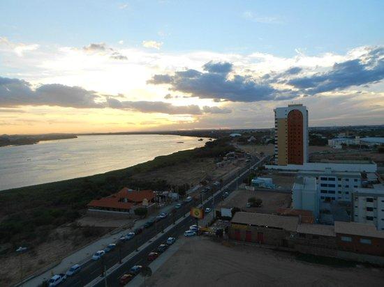 Nobile Suítes Del Rio Petrolina: Vista do quarto