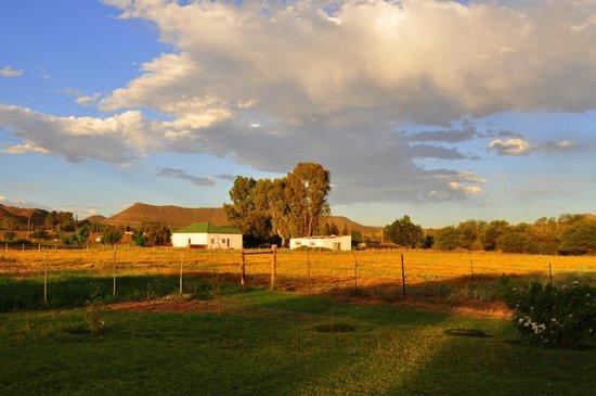 Karoo Pandok: The view