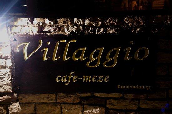 Villaggio Cafe Meze: Villaggio cafe-meze